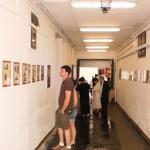 Színházi képeslap kiállítás
