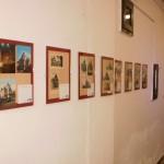Színházi képeslapok kiállítás